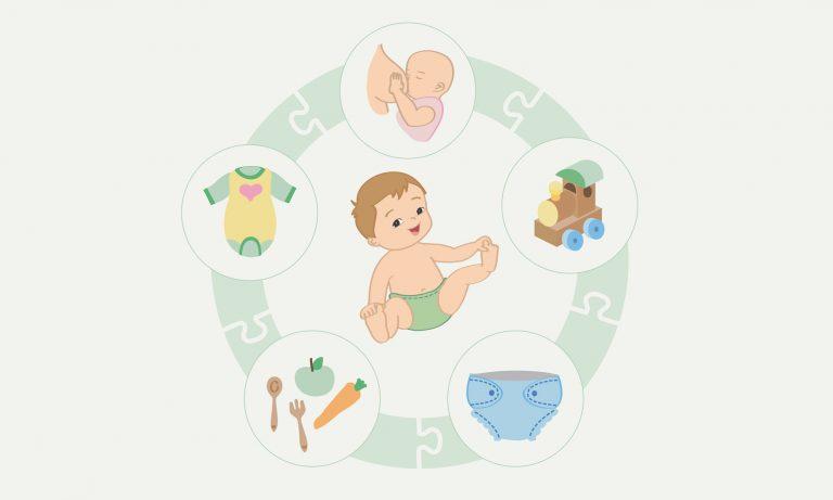 Crianza Sustentable: 5 claves para cuidar a tus hijxs sin descuidar el planeta