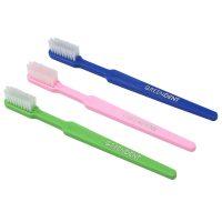 cepillo de dientes de plástico reciclado bebé