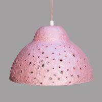 lámpara sustentable cuarto del bebé