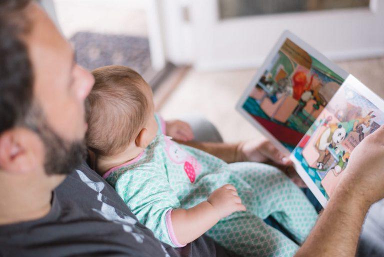Libros en la primera infancia: cuáles elegir y cómo disfrutarlos